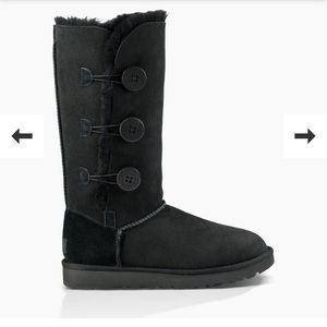 "Ugg Women's Boots! ""Bailey Button Triplet Boot"""